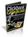 Thumbnail Clickbank Cash Blogs Video Tutorials with Resell Rights