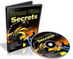 Thumbnail Promo Video Secrets - Step by Step Video Tutorials w MRR