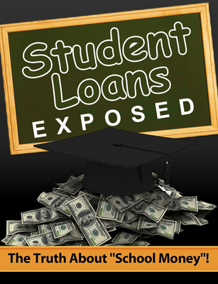 Product picture Student Loans Exposed - The Truth About School Money! + MRR