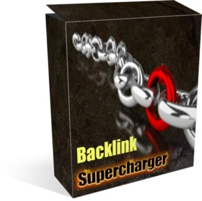 Product picture Backlinks SuperCharger with Master Resell & Giveaway Rights