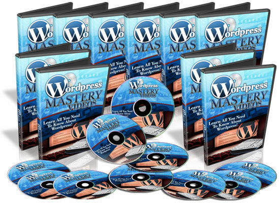 Product picture 30 Wordpress Mastery Videos with Master Resell Rights