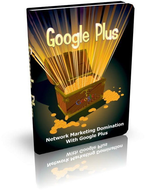 Product picture Google Plus For Network Marketing Domination ( MRR )
