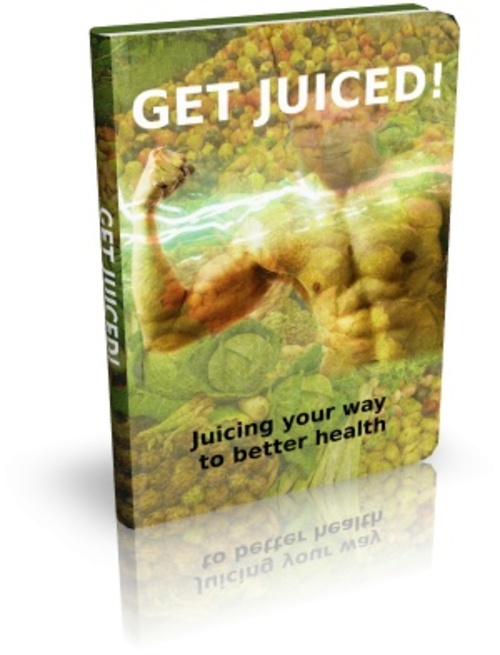Product picture Get Juiced eBook with Unrestricted PLR