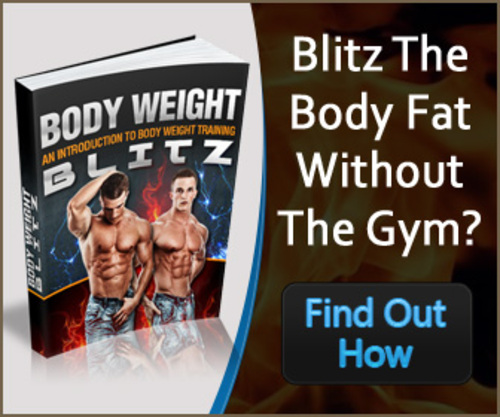 Product picture Body Weight Blitz: Introduction to Body Weight Training +MRR