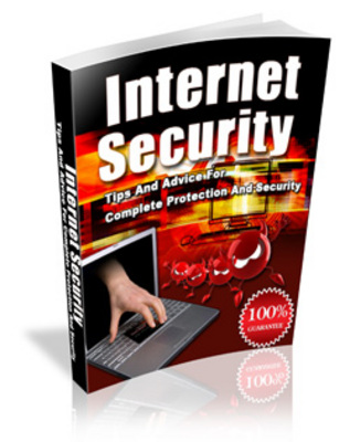 Product picture Internet Security eBook with MRR