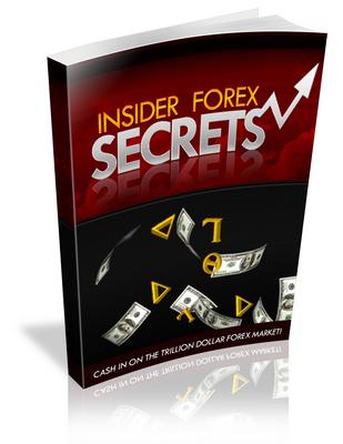 Product picture Insider Forex Secrets Reveals Million Dollar Banking Secrets