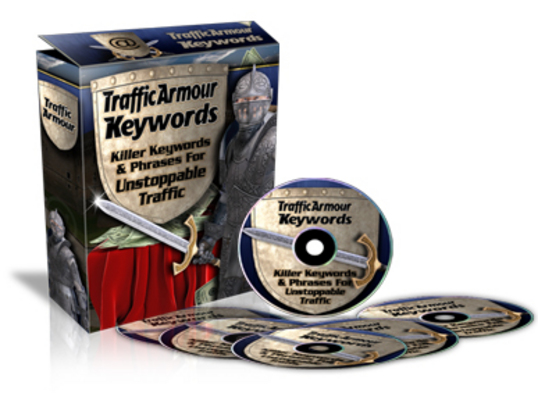 Product picture Traffic Armour Keywords New Videos Demystifies Keyword Traff